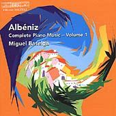 Alb&#233;niz: Complete Piano Music Vol 1 / Miguel Baselga