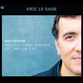 Beethoven: The Last Three Sonatas, Opp. 109, 110 & 111 / Eric Le Sage, piano
