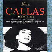 The Divine Maria Callas