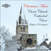 Christmas Music - works by Byrd, Mathias, Taverner, Sheppard, Poulenc, Palestrina, Esteves / Christ Church Cathedral Choir, Darlington