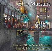 Ellis Marsalis: Live At Jazz Fest 2014