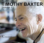Timothy Baxter (b.1935), Vol. 1: Oboe Triptych; Little Suite for flute & guitar; The Nativity; Bagatelles (6) for 2 pianos; Alla Cubana / various artists