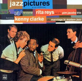 Rita Reys: Jazz Pictures at an Exhibition/Marriage In Modern Jazz