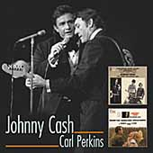 Carl Perkins (Rockabilly): I Walk The Line/Little Fauss & Big Halsey (Sdtk)