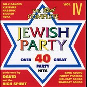 David & the High Spirit: Jewish Party, Vol. 4
