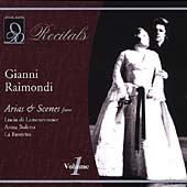 Recitals - An Evening with Gianni Raimondi Vol 1