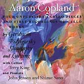 Copland: Lament & Poeme, etc;  Creston, et al / King, et al