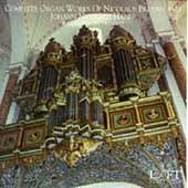 Bruhns, Hanff: Complete Organ Works / William Porter