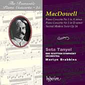 The Romantic Piano Concerto 25 - MacDowell: Piano Concertos