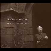 Bach: Partita no 1, 3 & 6 / Richard Goode