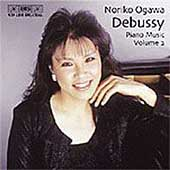 Debussy: Piano Music Vol 2 / Noriko Ogawa