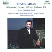 Tenor Arias - Il Trovatore, Carmen, etc / Marcello Giordani