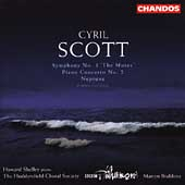 C. Scott: Symphony no 3, Piano Concerto, etc/Brabbins, et al