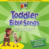 Cedarmont Kids: Toddler Bible Songs