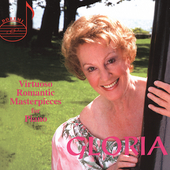 Gloria - Virtuoso Romantic Masterpieces / Gloria Saarinen