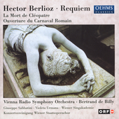 Berlioz: Requiem, etc / Billy, Vienna Radio SO, et al