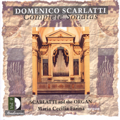 Scarlatti: Keyboard Sonatas Vol 9 / Farina