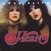 Heart: Love Alive
