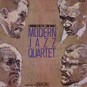 The Modern Jazz Quartet: Longing for the Continent