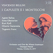 Bellini: I Capuletti e i Montecchi, etc / Patan&#232;, Baltsa