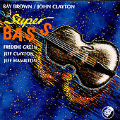 Ray Brown (Bass): Super Bass [Capri]