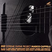 Capelli: Extreme Guitar Project / Ribot, Sharp, etc