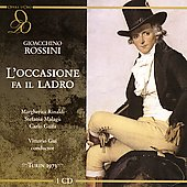 Rossini: L'occasione fa il ladro / Gui, Rinaldi, Gaifa, RAI