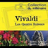 Vivaldi: Four Seasons, Concertos For Flute & Orchestra