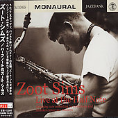 Zoot Sims: Live at the Half Note