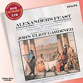 Originals - Handel: Alexander's Feast / Gardiner, Monteverdi Choir, et al