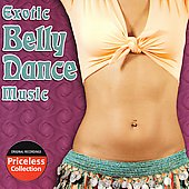 Various Artists: Exotic Belly Dance Music