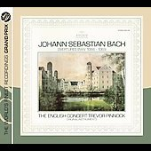 Grand Prix - Bach: Orchestral Suites BWV 1066-1069 / Pinnock, The English Concert
