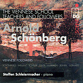 SCENE The Viennese School Teachers and Followers Vol 2