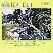 Leigh: Concertino for Harpsichord & Strings, etc
