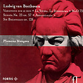 Beethoven: Variations on