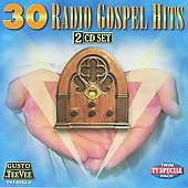 Various Artists: 30 Radio Gospel Hits