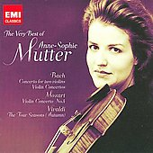 The Very Best of Anne-Sophie Mutter / Karajan, Muti, Ozawa, Mutter, et al