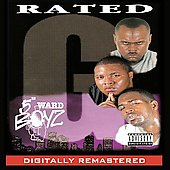 5th Ward Boyz/5th Ward Boys: Rated G [PA]