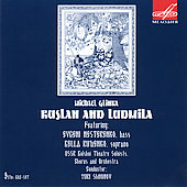 Glinka: Ruslan and Lyudmila / Simonov, Yaroslavzev, et al