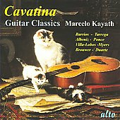 Cavatina - Guitar Classics / Marcelo Kayath