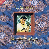 U. Srinivas: Mandolin Magic