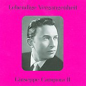 Lebendige Vergangenheit - Giuseppe Campora, Vol. 2