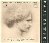 Paderewski: Symphony in B minor