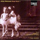 Johan Halvorsen: Stage Music 1