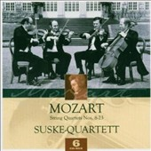 Mozart: String Quartets Nos. 8-23