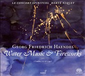 Georg Friedrich Haendel: Water Music & Fireworks [Hybrid SACD]