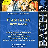 Bach: Cantatas, BWV 161-164