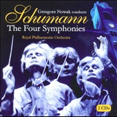 Grzegorz Nowak Conducts Schumann - The Four Symphonies