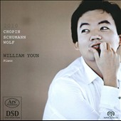 2010: Chopin, Schumann, Wolf