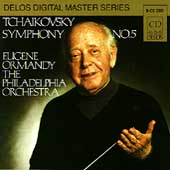 Tchaikovsky: Symphony no 5 / Ormandy, Philadelphia Orchestra